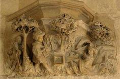 Tristan et Iseult Tristan Et Iseult, Le Palais, Lion Sculpture, Statue, Image, Art, Art Background, Kunst, Performing Arts