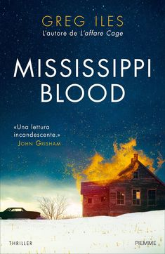 Vivo perché leggo: Mississippi bllod a cura di Katia Fortunato Mississippi, Ibs, Book Quotes, Thriller, My Books, Audiobooks, Blood, This Book, Reading