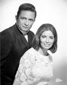 Johnny Cash and June Carter Cash 1966?