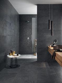 40 moderne Badezimmerfliesen Designs und Trends 40 modern bathroom tile designs and trends, Modern Bathroom Tile, Bathroom Tile Designs, Bathroom Trends, Minimalist Bathroom, Bathroom Layout, Bathroom Colors, Bathroom Interior Design, Bathroom Renovations, Bathroom Ideas