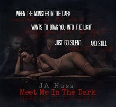 Meet Me in the Dark by JA Huss. Releases 4/15/15
