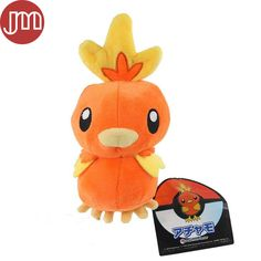 Find More Movies & TV Information about New Pokemon Torchic Plush Doll Kawaii Kids Toys Gift Soft Peluche Anime Figure Baby Dolls Brinquedos 21cm With Tag Tracking,High Quality dolls realistic,China doll sleep Suppliers, Cheap doll holder from M&J Toys Global Trading Co.,Ltd on Aliexpress.com