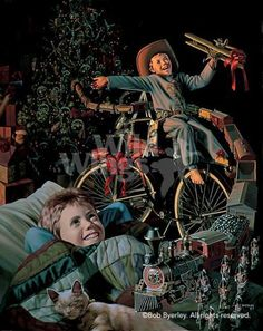 A Thousand Hours 'Till Morning-by-Bob Byerley