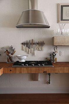 Rachel's Artisan-Made Ohio Kitchen — Small Cool Kitchens 2012 | The Kitchn