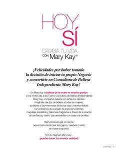 Mary Kay, oportunidad de negocio, prioridades en orden, prosperidad, crecimiento, desarrollo, ayudar a otros, empresa, emprendimineto, conoce todo lo que puedes tener con Mary Kay