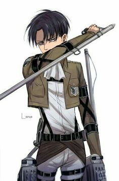 Levi best character ever