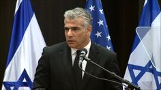 Yair Lapid on triple abduction