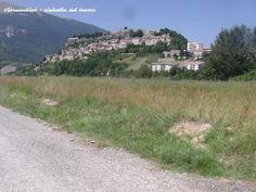 The village and the fortress.  #viviabruzzo www.abruzzolink.com