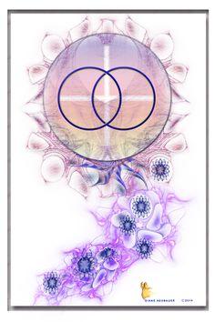 Mandorla: The Symbol of Wholeness. Celebrating the Vesica Piscis of Christ Consciousness.