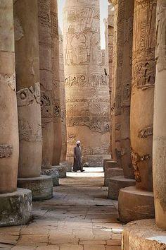 Kamak Temple - Egypt