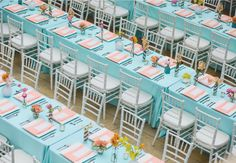 Photo: Christina Carroll Photography // Event Design: The Simplifiers // Featured: The Knot Blog