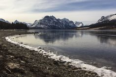 Saint Mary Lake   NPS / Ross Bullington   Glacier National Park, Montana   pinned by haw-creek.com