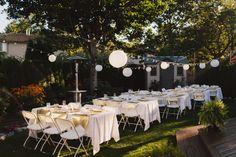1000 ideas about small backyard weddings on