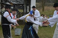 Slovak Easter   cookslovak People, Jackets, Easter, Life, Fashion, Down Jackets, Moda, Fashion Styles, Easter Activities