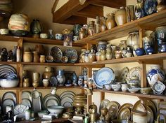 Cressensac pottery / poterie  - I love it!