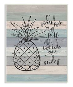 Invite sweet sentiment into your home with this elegant wall art decorated with a soft and humorous fruit design.
