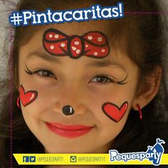 Pinta tu mundo de color! PequesParty Fábrica de Sonrisas! #pintacaritas #shows #animacion #inflables #diversion #mcbo #vzla #zulia #markering #activaciones #cool #todoincluido
