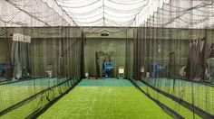 Our 12 cages give students a variety of options for batting cage rentals. Cages can be rented for batting or throwing, so rent yours today!