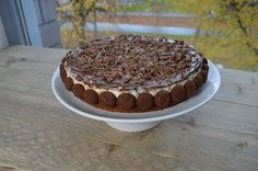 De ultieme Sinterklaastaart! Met Monchou, truffelkruidnoten, Nutella en nog veel meer lekkers! - Zelfmaak ideetjes
