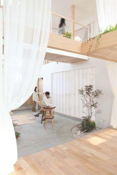 Kofunaki House, Shiga, 2012 by Alts Design Office