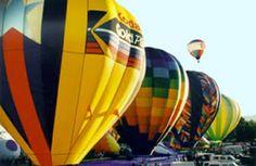 Boise River Festival Balloons