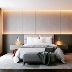 White Bedding In a Bag Hotel Room Design, Modern Bedroom Design, Master Bedroom Design, Master Bedrooms, Apartment Bedroom Decor, Room Decor Bedroom, Home Bedroom, Bedroom Signs, Bed Room