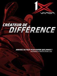 Patins Bauer #Vapor1X prochainement disponible / Skate Bauer #Vapor1X Soon available #bauerhockey #bauerfrance