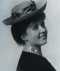 Rose Wilder Lane--Laura Ingalls Wilder's only child.