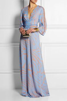 If your calendar is once again chock-a-block with weddings this summer and you're tired of wearing the same old styles, why not go for one of this season's statement long dresses or skirts instead?