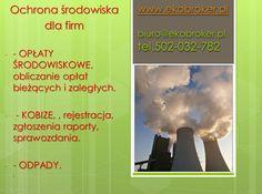 Obliczanie opłat środowiskowych, tel 502-032-782, wykonujemy sprawozdania do Kobize, Obsługujemy klientów ze wszystkich województw: dolnośląskie, kujawsko-pomorskie, lubelskie, lubuskie, łódzkie, małopolskie, mazowieckie, opolskie, podkarpackie, podlaskie, pomorskie, śląskie, świętokrzyskie, warmińsko-mazurskie, wielkopolskie, zachodniopomorskie. http://ekobroker.pl/