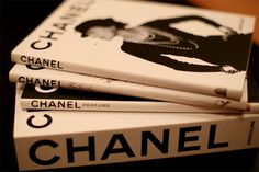 Chanel books
