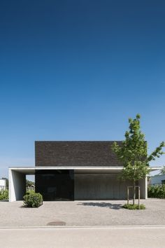 Single family house Keerbergen - Projects - pascal francois - architects Car port