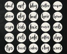 Instagram Logo, Instagram Story Template, Instagram Story Ideas, Instagram Music, Social Media Branding, Black And White Instagram, Music Nails, Hand Lettering Styles, Insta Icon
