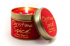 Christmas Spice; A warm Blend of Cinnamon and Cloves. Making any room smell divinely festive, this Classic Christmas scent with Its aromatic blend of cinnamon and cloves make it the perfect fragrance for an evening curled up in the cosy warmth of home.This is our most popular Christmas Scent. Burn Time 35 hours. Dimensions 7.7 …