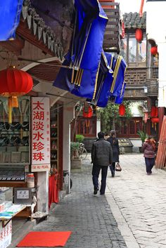 Tongli, an ancient town near Suzhou