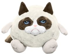 We wouldn't mention the weight gain, just to be safe! Our cuddly plush is a big ball of Grump.
