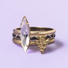 Sept. 14 - 8  3-ring sets by Bing Bang, worth $156 each! Enter to win at http://www.luckymag.com/breaks/giveaway-calendar