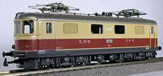 SBB Re 4-4 10046