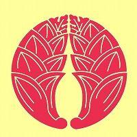 Daki myoga01 - 家紋の一覧 - Wikipedia