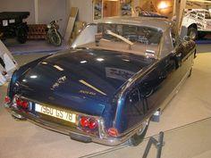 Photo CITROEN DS 19 Le Dandy (Chapron) coupé 1967 - médiatheque Motorlegend.com