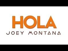Music video by Joey Montana performing Hola. (C) 2016 Capitol Latin…