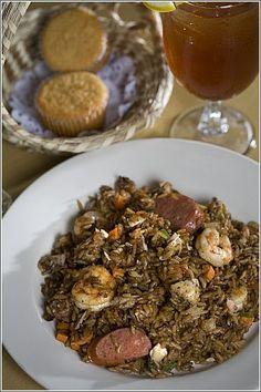Gullah rice dish
