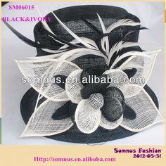 Somnus Fashion Ladies' Sinamay Hat,Church Cap,Wholesale 06015 Photo, Detailed about Somnus Fashion Ladies' Sinamay Hat,Church Cap,Wholesale ...