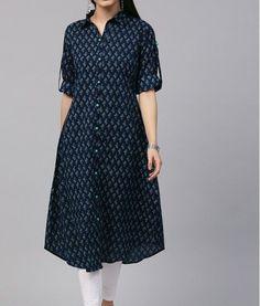 Ohne Titel Kurti Sleeves Design, Kurta Neck Design, Sleeves Designs For Dresses, Dress Neck Designs, Blouse Designs, Salwar Designs, Kurta Designs Women, Kurti Designs Party Wear, Simple Kurta Designs