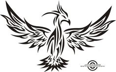 Illustration about Vector of Tribal Phoenix Tattoo Illustration of illustrator, drawn, flash - 73988657 Simple Phoenix Tattoo, Phoenix Back Tattoo, Phoenix Drawing, Tribal Phoenix Tattoo, Small Phoenix Tattoos, Phoenix Tattoo Design, Phoenix Design, King Tattoos, Eagle Tattoos