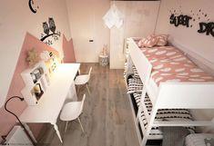 Chambre d'enfant de style de style Scandinave par ELEMENTY - Pracownia Architektury Wnętrz