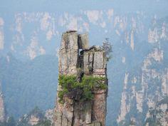 Zhangjaijie, National Scenic Area, Hunan, China.