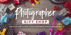 So many great gift ideas for photographers. Wedding Photo Booth, Wedding Photos, Gifts For Mom, Great Gifts, Photographer Gifts, Custom Banners, Christmas Is Coming, Photography Equipment, Photography Backdrops