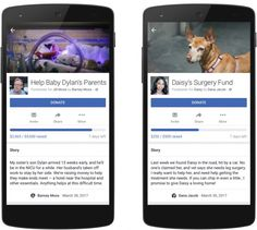 Facebook Adds Personal Fundraising Tool