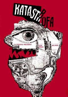 afiche de Roman Cieslewicz